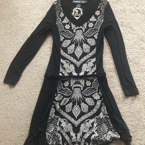 Lacroix for Desigual Dress nwot